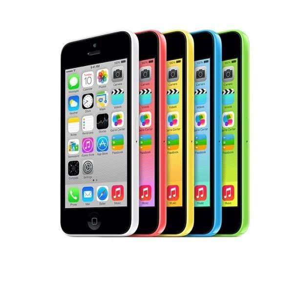 Reparation Vitre iPhone 5C