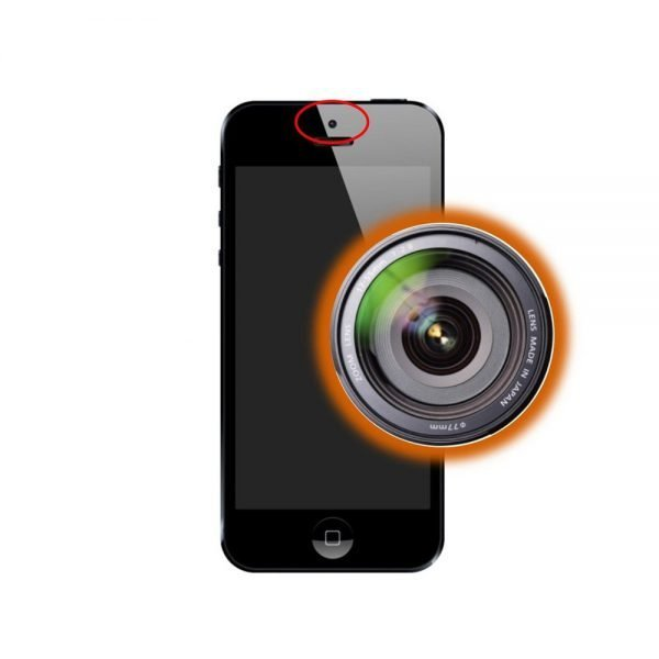 Réparation Camera Avant Sensor Proximité iPhone 5