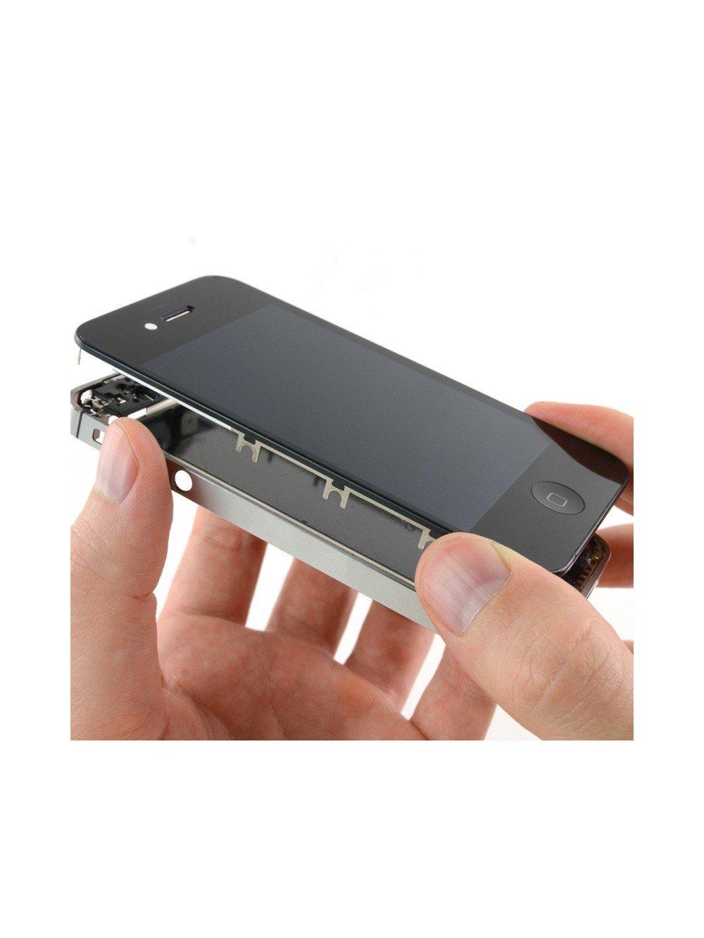 Réparation Vitre iPhone 4s Noire
