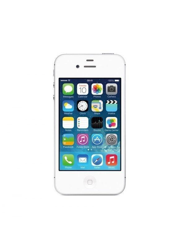 Réparation Vitre iPhone 4s Blanc