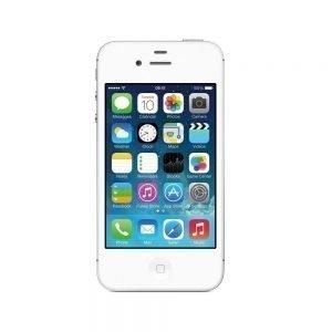 Réparation Vitre iPhone 4 Blanc