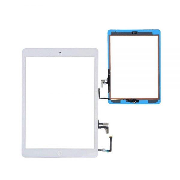 Réparation Vitre iPad Air Blanc