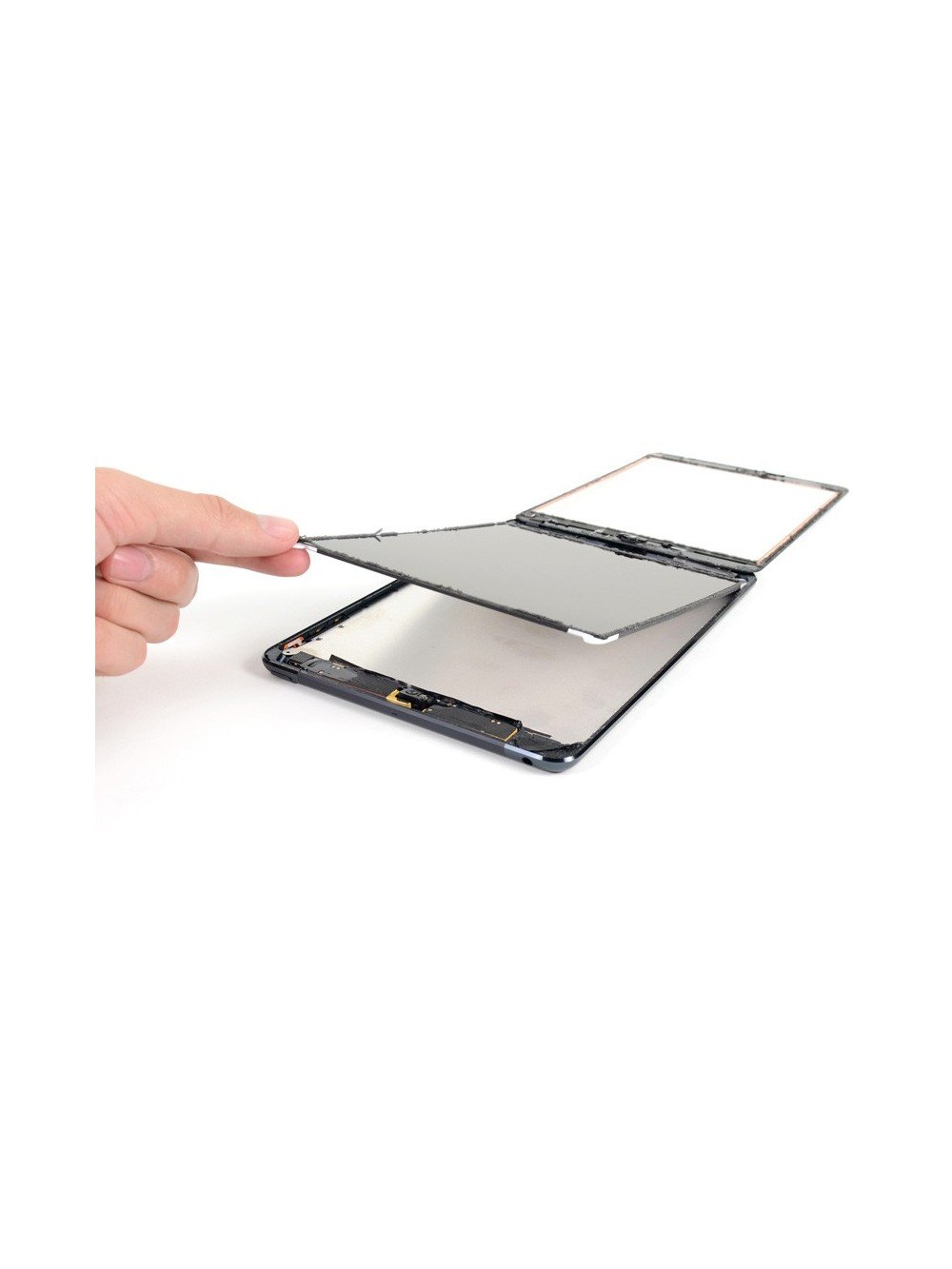 Réparation Vitre iPad Mini Noir