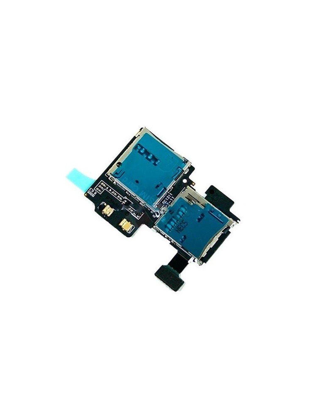 Réparation Lecteur Carte SIM Samsung Galaxy s4