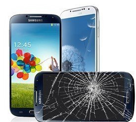 Repair Front Glass Galaxy S4
