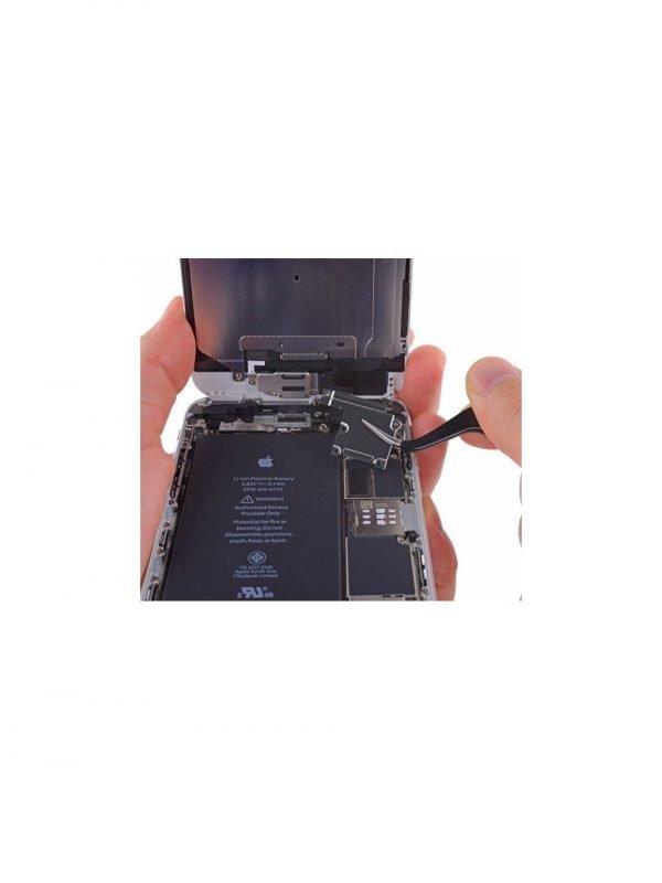 reparer vitre iphone 6 blanc