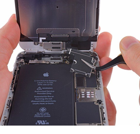 Réparation Lcd iPhone 6 Plus Noire