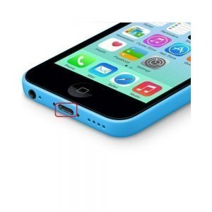 Réparer Dock IPhone 5c
