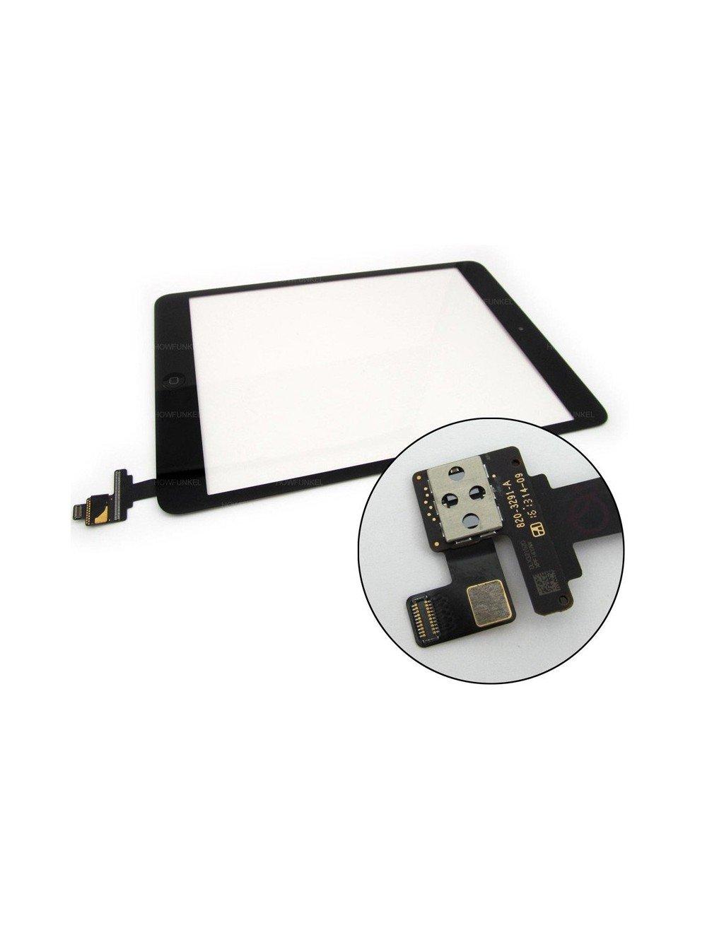 Repair Glass Ipad Mini 2 Retina Black Pc Express Luxembourg