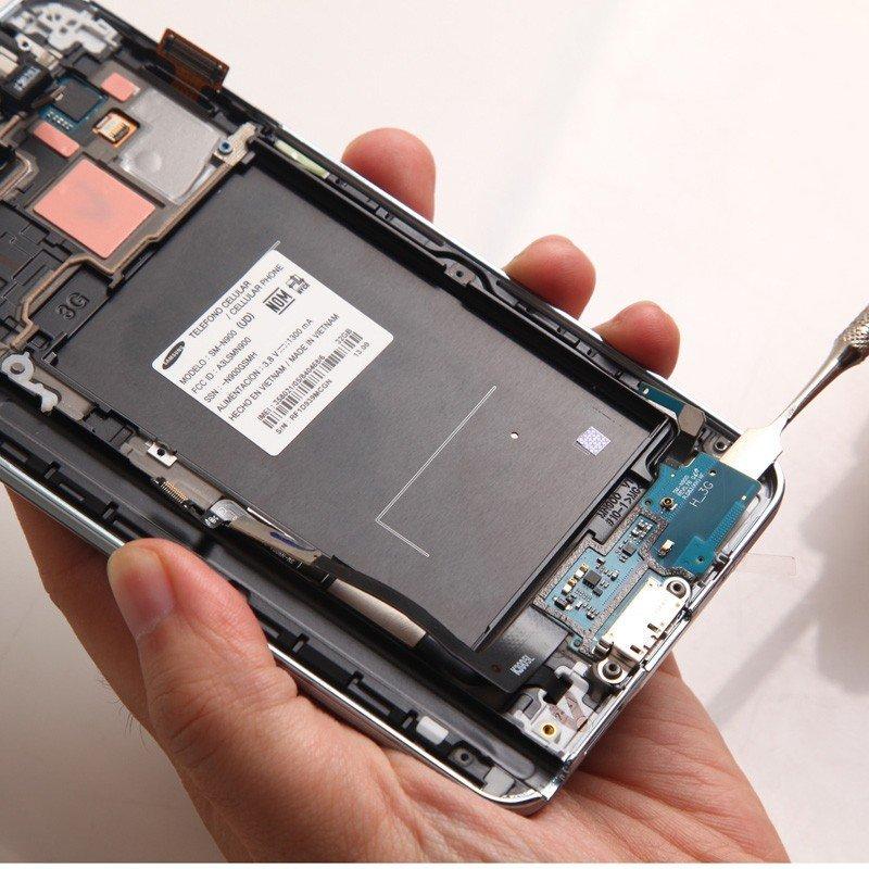 Réparation vitre Galaxy note 3