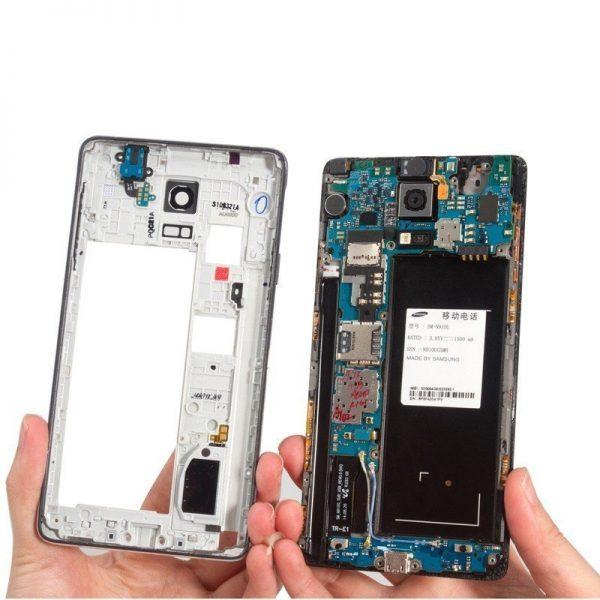 Réparation Vitre et LCD Samsung Galaxy Note 4