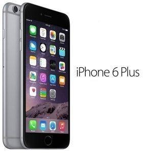 Réparation pas cher vitre iPhone 6 plus noire