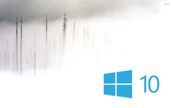 Nouvelle Installation Windows 10