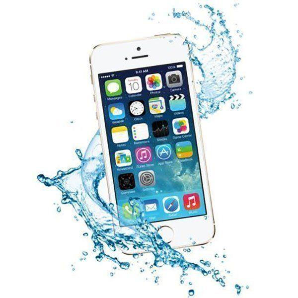 Réparer iPhone Damage Par L'eau