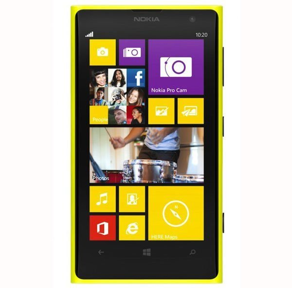 Repair screen Nokia lumia 1020