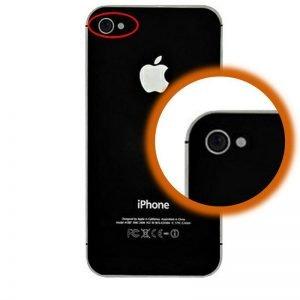 Réparation Camera Arrière iPhone 4S