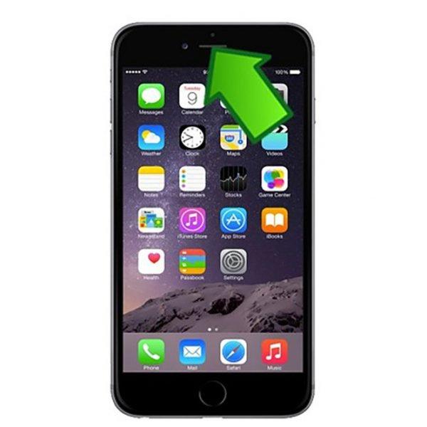 Réparation Écouteur Interne iPhone 6