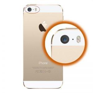 réparer Caméra Arrière iPhone 5s