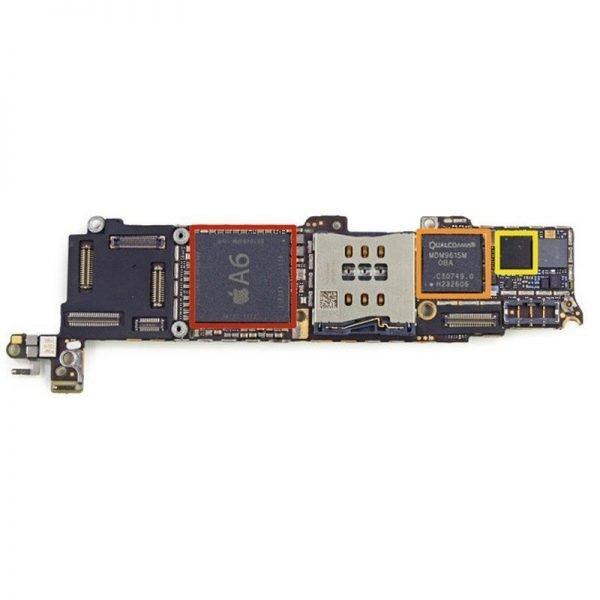 reparer iPhone tombé dans l'eau