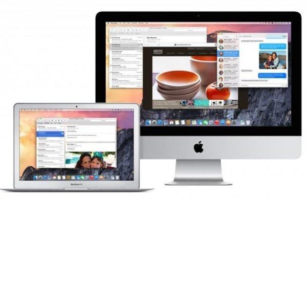 Nouvelle Installation Mac OSx