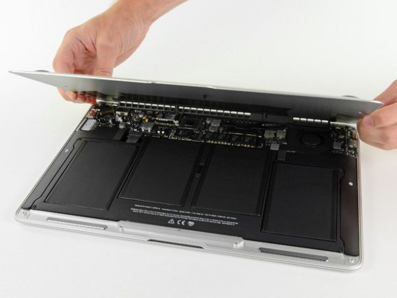 Réparation Batterie MacBook Air
