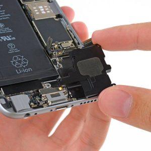 réparation haute parleur iphone 5s