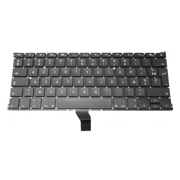 Réparation Clavier AZERTY MacBook Air