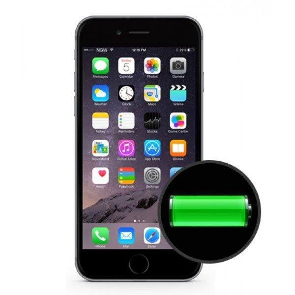 Repair iPhone 6 battery