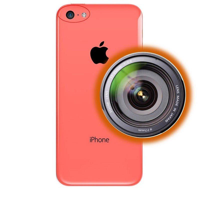 Repair iPhone 5c rear camera