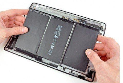Réparation Batterie iPad 3 et iPad 4