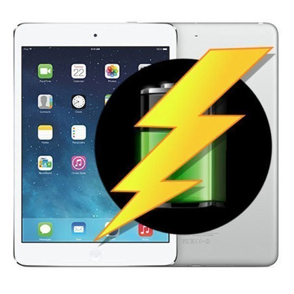 Réparation Batterie iPad 2