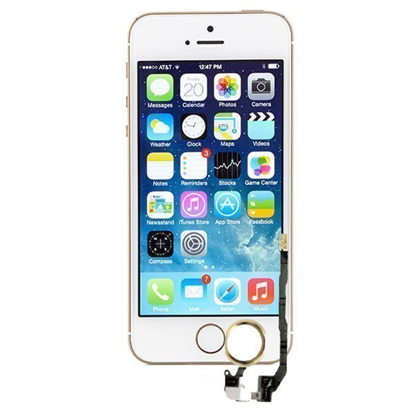 Réparation Bouton Home iPhone 5s