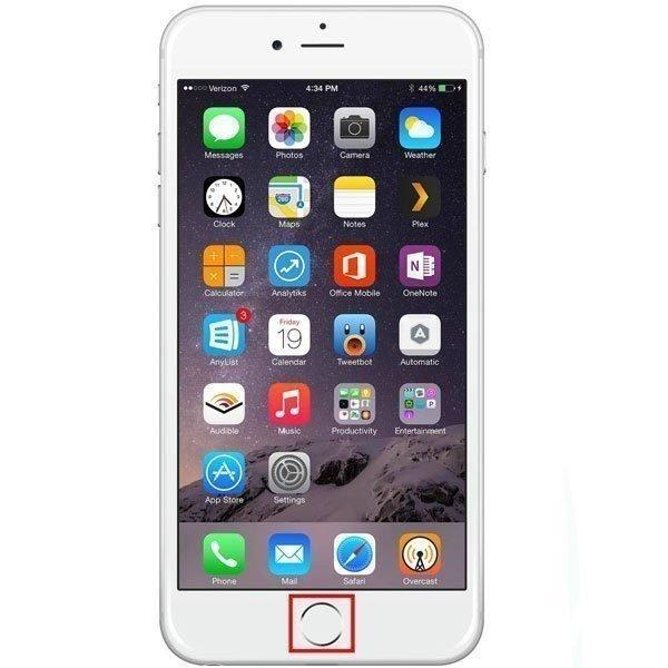 Repair iPhone 6 home button