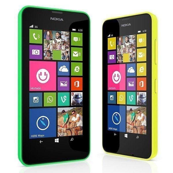 Repair screen nokia lumia 630/635