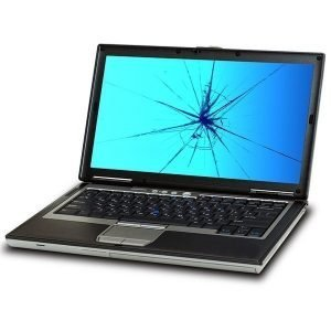 Replace Laptop Broken Screen