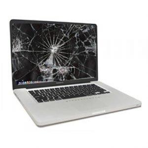 Remplacement Vitre Cassée Macbook