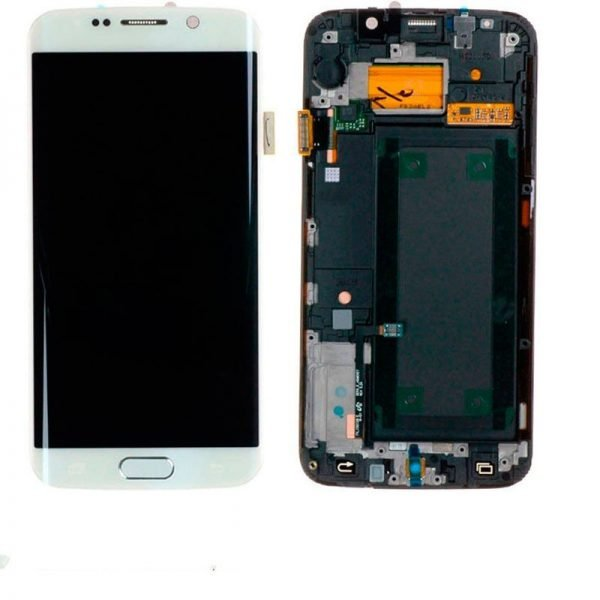 remplacement Vitre et LCD Samsung Galaxy s6 Edge
