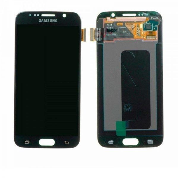 Réparation Vitre et LCD Samsung s6