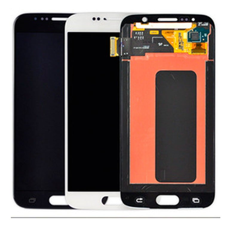 remplacer Vitre et LCD Samsung s6 luxembourg