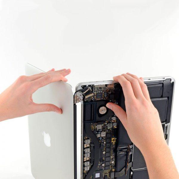 réparer Vitre Cassée Macbook Pro 13 Pouces a1425 late 2012