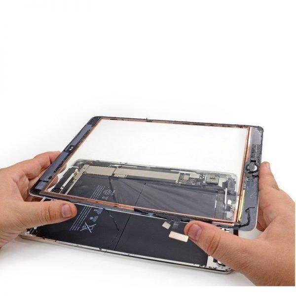 réparer Vitre iPad Mini 3 noire