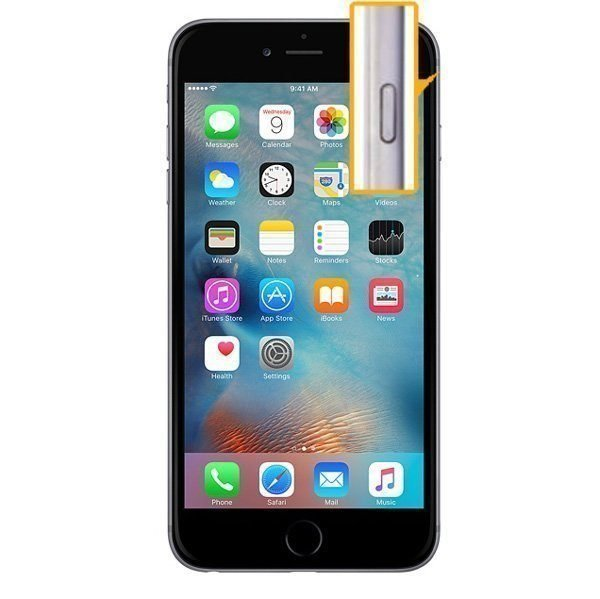 Repair iPhone 6 power button