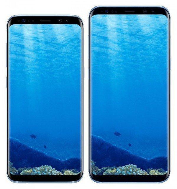 Réparation LCD Samsung S8