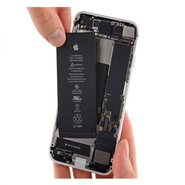 Change iPhone 8 Battery