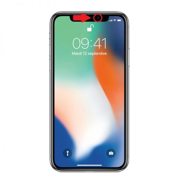 Repair iPhone X Front Camera