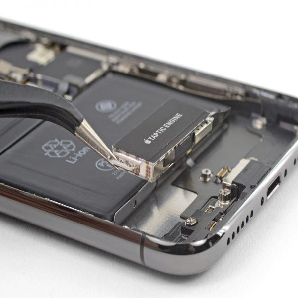 repair iPhone X vibrator