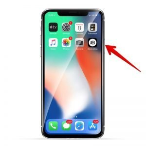 repair iPhone X Power button
