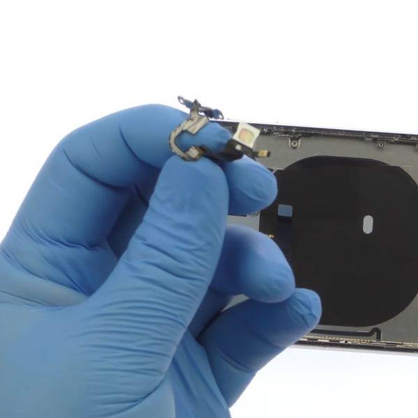 repair iPhone X Power button
