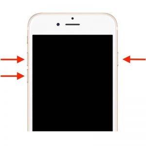 Repair iPhone 8 Button Power iPhone 8