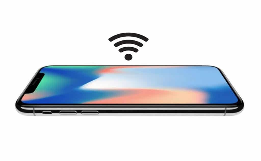 change iPhone X Wifi